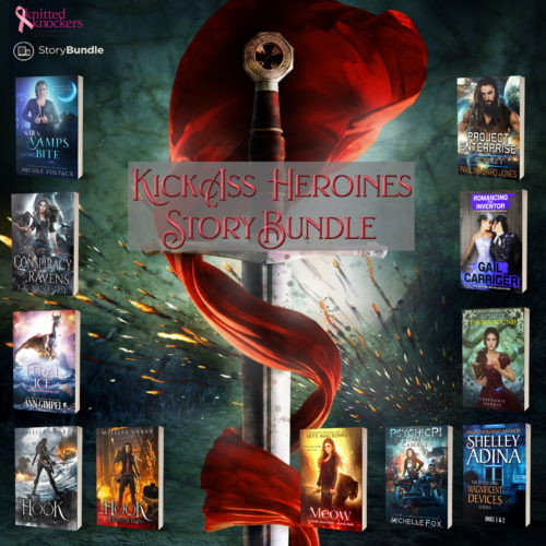 Kickass Heroines Story Bundle