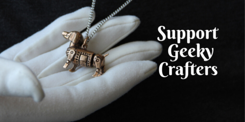 Support Geeky Crafters