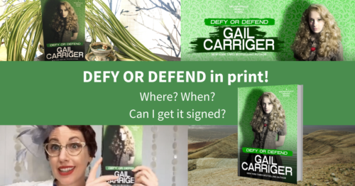 Defy or Defend in Print