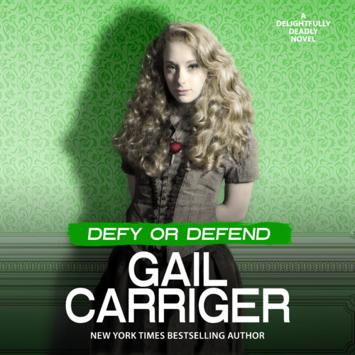 Defy or Defend Audiobook free Gail Carriger