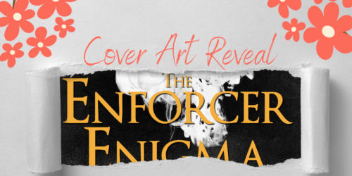 Enforcer Enigma Cover Art Reveal Header