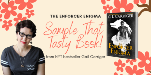 The Enforcer Enigma Sample Scene Chapter Extras