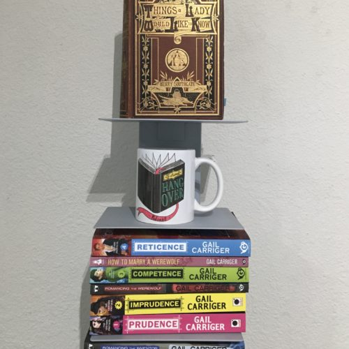 Fictional Hangover Mug Gail's Books