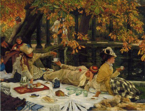 Tissot Picnic Teatime
