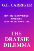 The Dratsie Dilemma Cover Art Place Holder