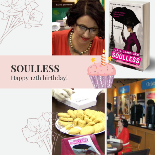 Soulless 12th birthday