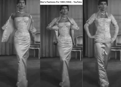 Dior Dress 1955