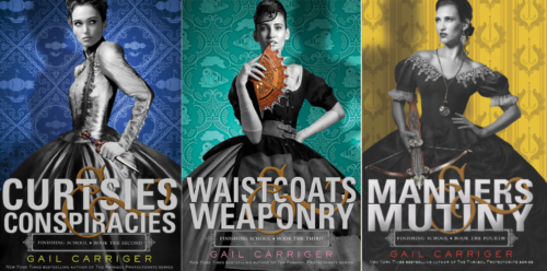 FS Finishing School Series Curtsies Conspiracies Waistcoats Weaponry Manner Mutany
