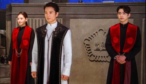 Teh Devil Judge K-drama Korean Drama K-drama