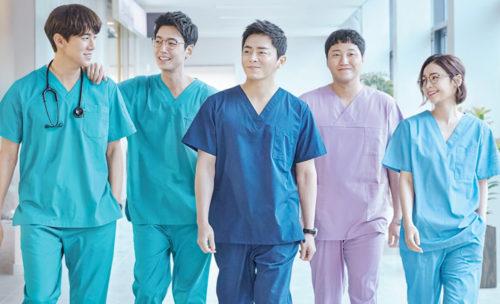 Hospital Playlist k-drama kdama review