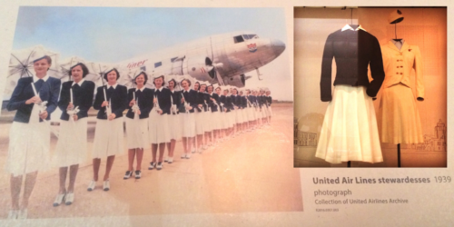 1940s United Airline Uniform Full